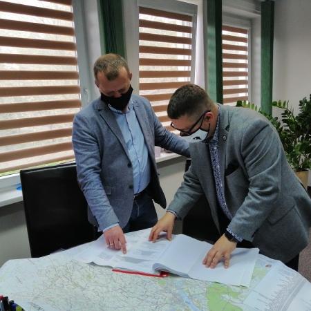 Nowa inwestycja Samorządu Powiatu Płockiego w Koszelewie