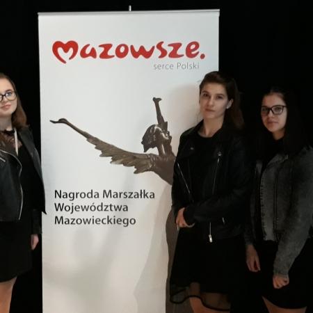 Pierwsze miejsce w Mazowieckich Barwach Wolontariatu 2019