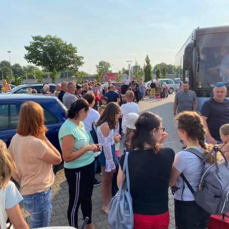 Rozpoczęły się bezpłatne kolonie dla 80 dzieci z Powiatu Płockiego