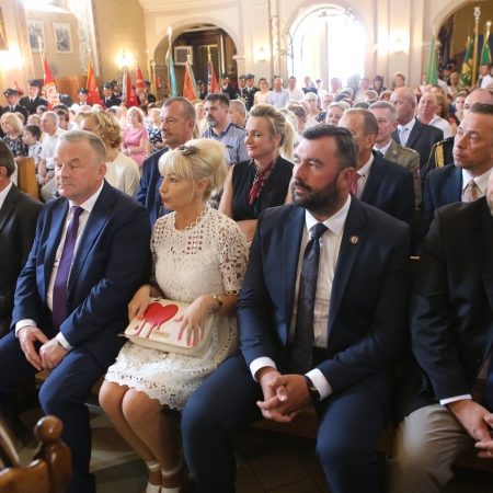 Wielki sukces GRABIANEK i TOPÓLNA na Dożynkach Powiatu Płockiego w Brudzeniu Dużym